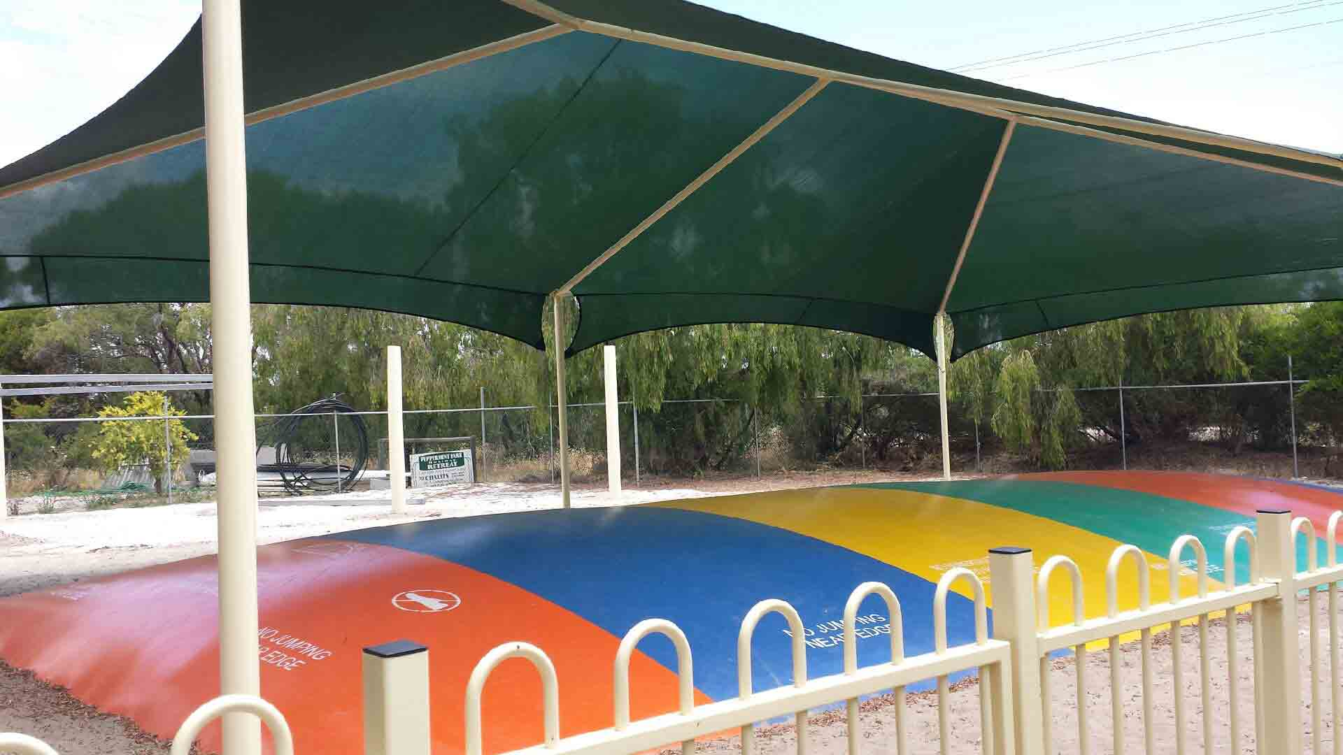 Domestic and commercial shading for all occasions