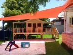 shade at playschool