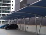 shade over car port