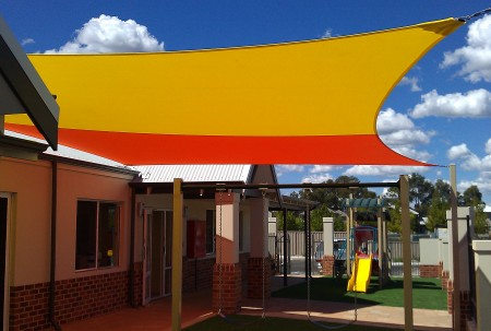 Shading Western Australia since 1995