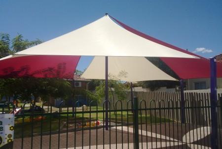 Commercial shades sails Perth