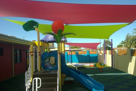 Sun shelter is essential in Australia