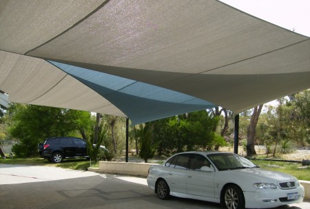 Protect Your Vehicle From The Perth Sun With Carport Sails