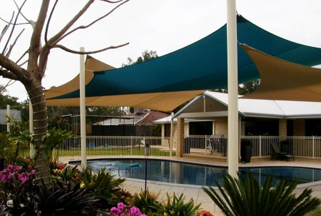 Prepare For Perth's Summer With Quality Pool Shade Sails