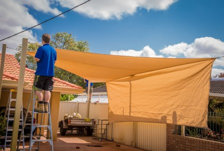 3 Reasons You NEED A Shade Sail