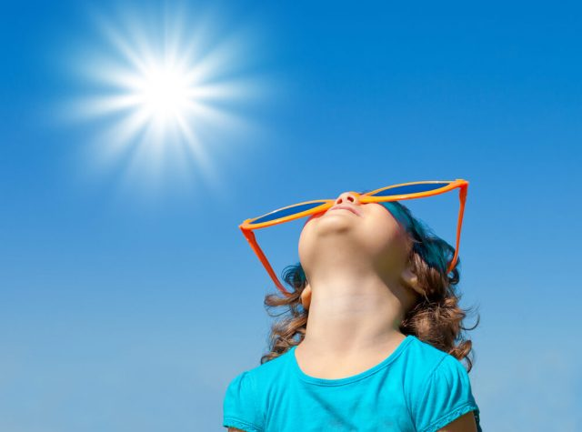 How Is Your Child Affected By Overexposure To The Sun?